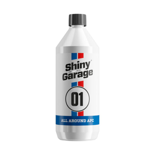 shiny garage all around apc