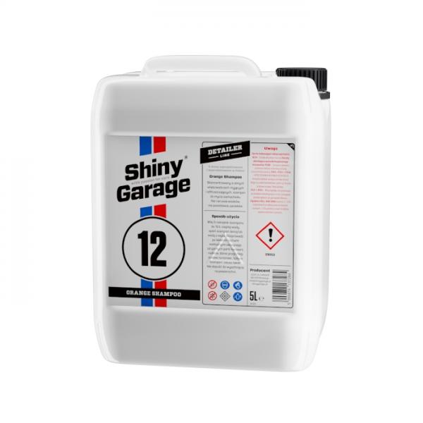 shiny garage szampon orange 5l