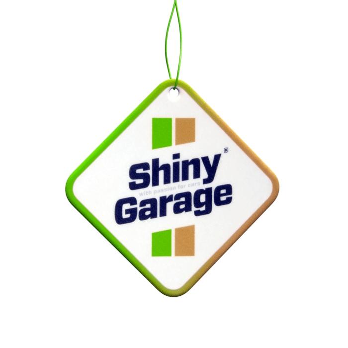 shiny garage zawieszka zapachowa jablko cynamon