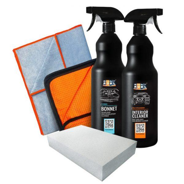 adbl zestaw bonnet interior cleaner