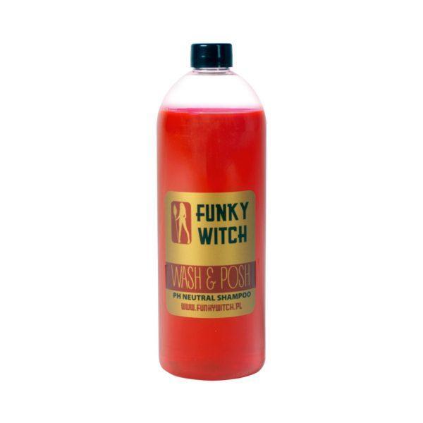 funky witch wash posh 1l