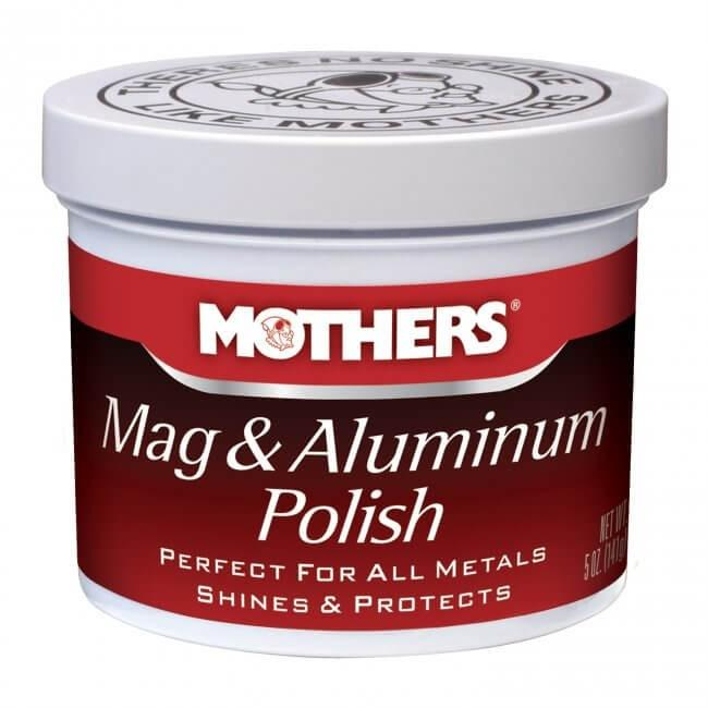 Mothers Mag Aluminium Polish
