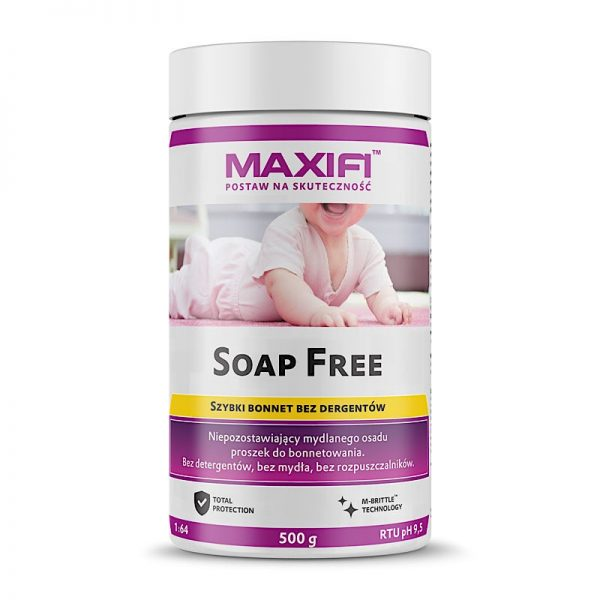 Maxifi Soap Free bonnet 500g