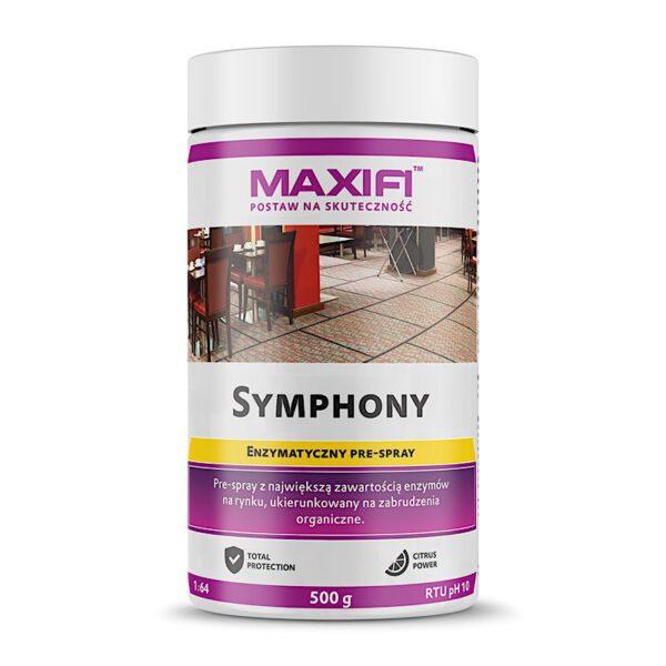 Maxifi Symphony pre-spray enzymatyczny 500g