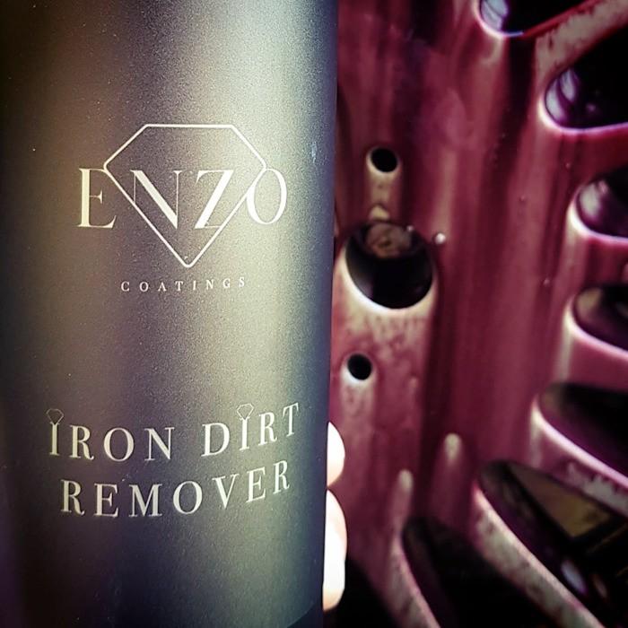 enzo iron dirt remover deironizer efekt