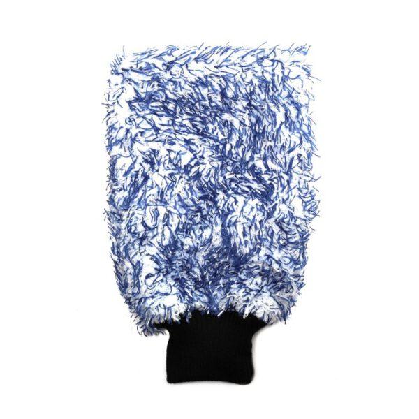 Rękawica z mikrofibry do mycia samochodu