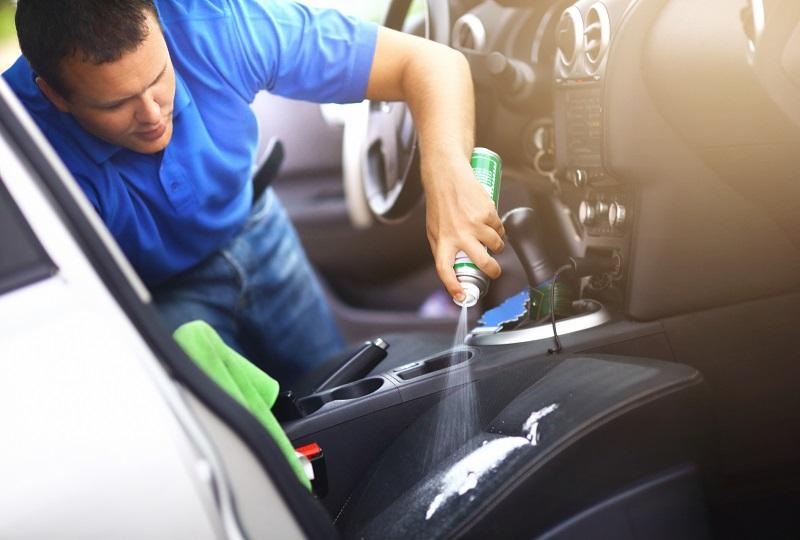 pielęgnacja auta