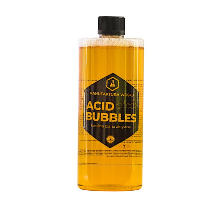 Manufaktura Wosku Acid Bubbles Kwaśna piana