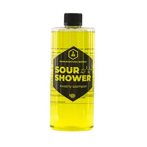 Manufaktura Wosku Sour Shower Kwaśny szampon