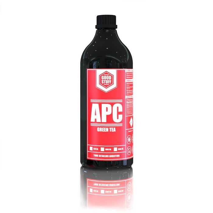 Good Stuff APC Green Tea