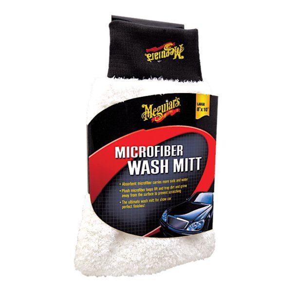 Meguiars Microfiber Wash Mitt rękawica