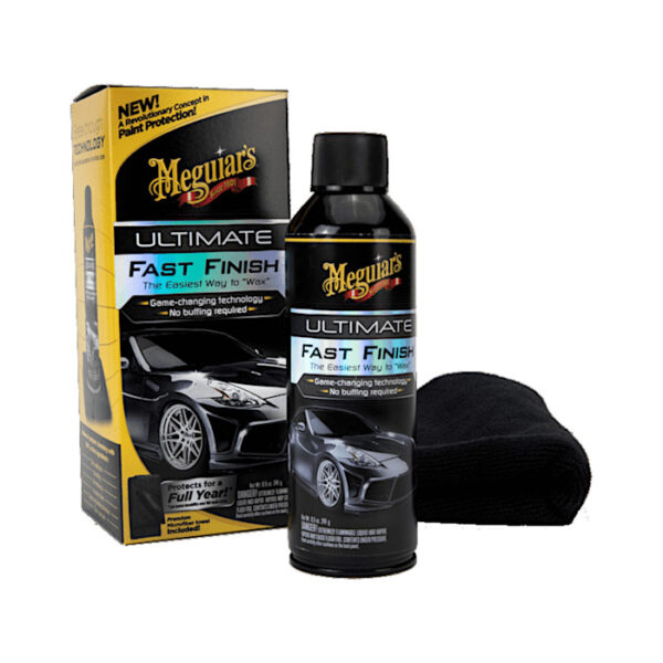 Meguiars Ultimate Fast Finish zestaw