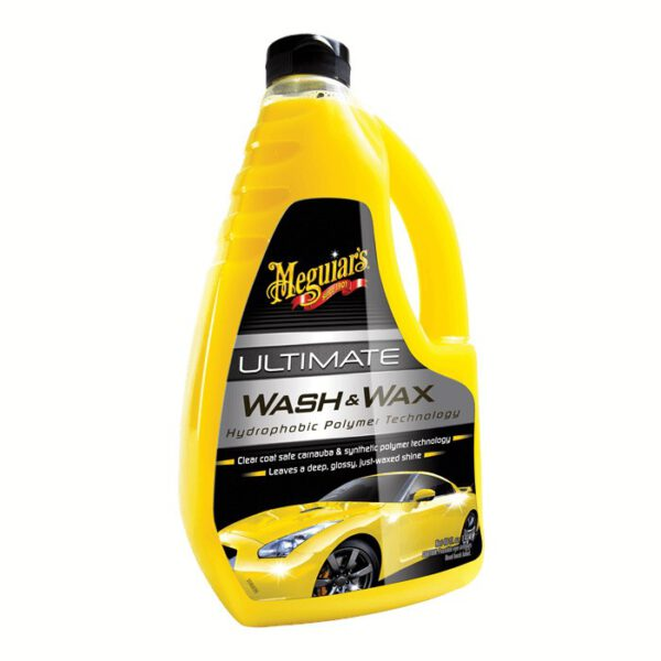 Meguiars Ultimate Wash and Wax szampon