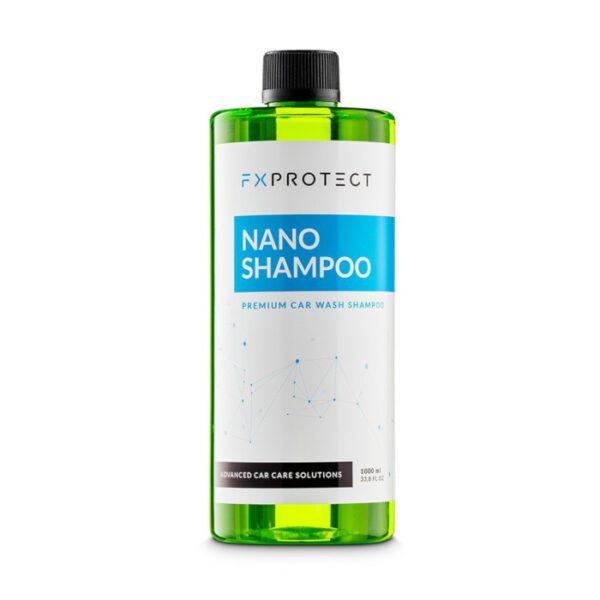 fx protect nano shampoo szampon samochodowy