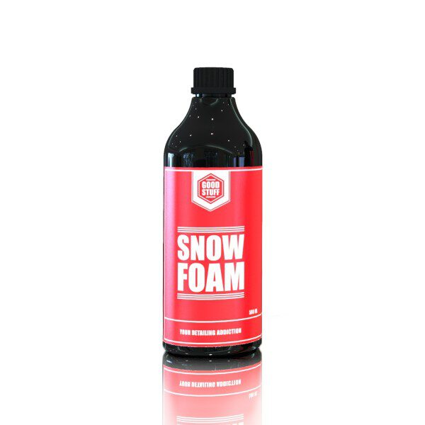GOOD STUFF Snow Foam piana aktywna 500ml