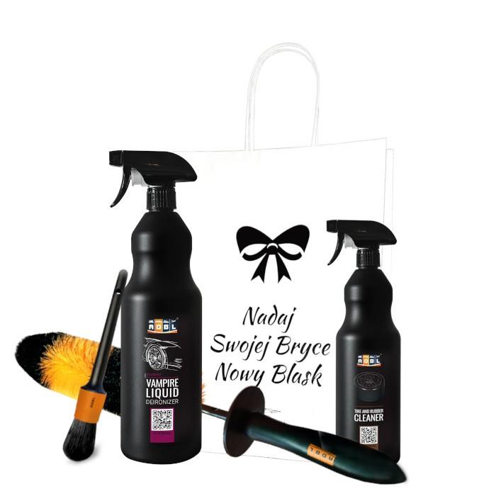 Zestaw kosmetyków ADBL do kół na prezent